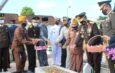 Tabur Bunga  Dalam Rangka HUT ke 76 TNI